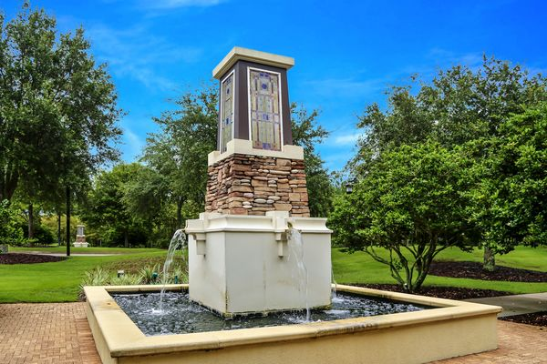 Nocatee Willowcove fountain