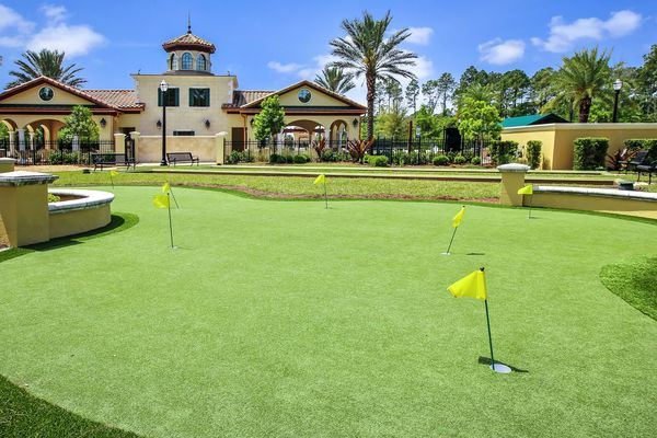 Putting green Terra Costa Jax