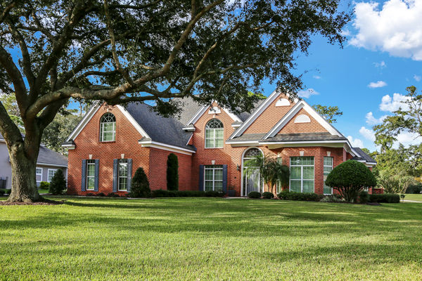 Jacksonville Golf Country Club home