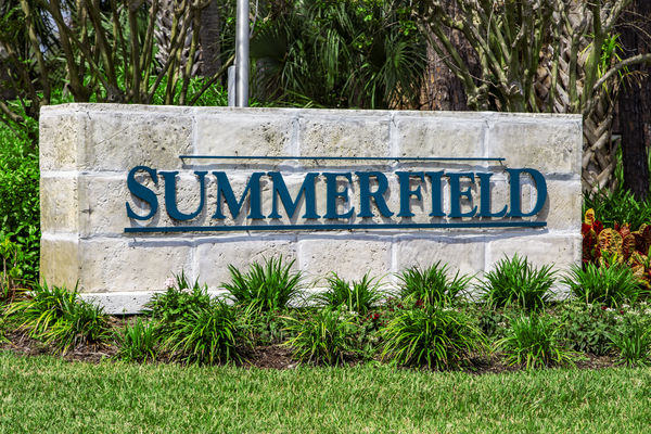 Ponte Vedra Summerfield neighborhood