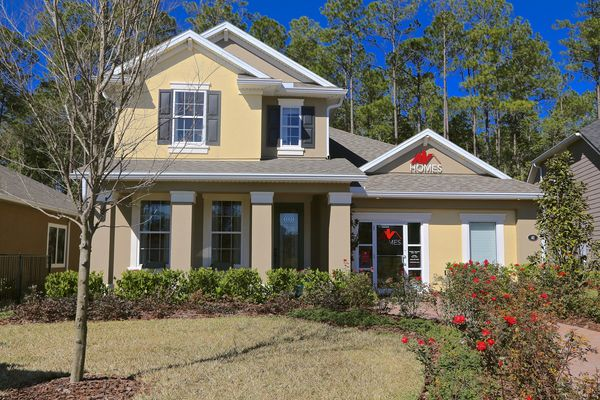 Nocatee Cypress Trails home