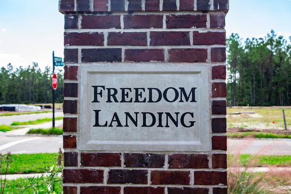 Nocatee Freedom Landing neighborhood