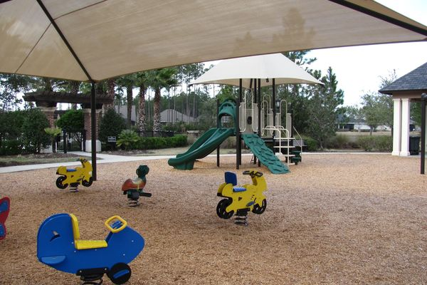 Playground St Johns Forest Palencia